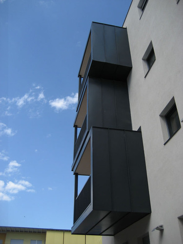 Roland Baldi — Condominio in via Frutteti