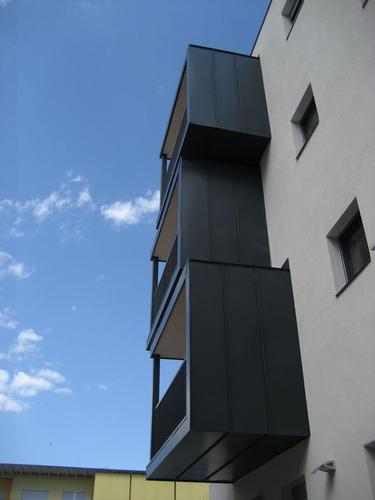 Roland Baldi — Condominio in via Frutteti