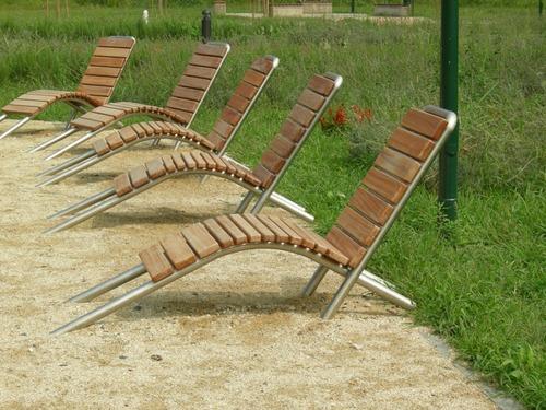 Paolo mighetto alessandra aires chaise longue da - Chaise longue da esterno ...