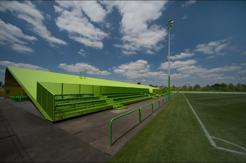 Dürig AG, TOPOTEK 1 — Heerenschürli Sports Facilities