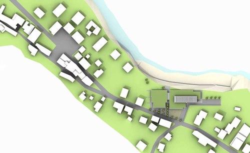UNA2 Architetti Associati — Nuovo complesso scolastico comunale