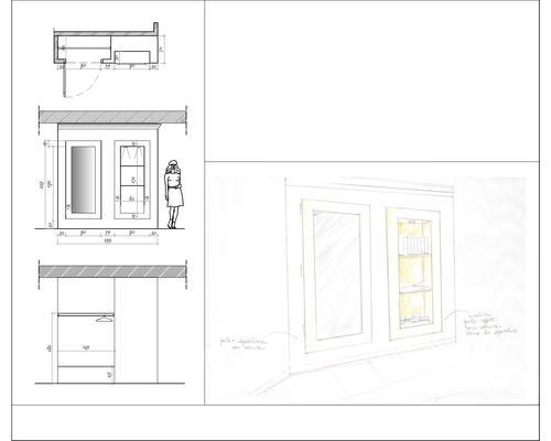 Daniela fastoso architetto un nuovo ingresso alla casa for Cappottiera ingresso
