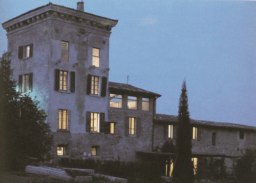 architetti berselli cassina associati — torre di puegnago del garda