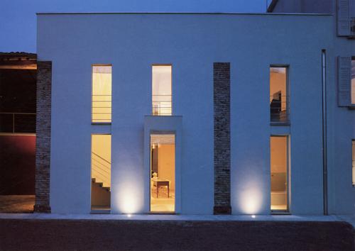 architetti berselli cassina associati — ristrutturazione di una cascina