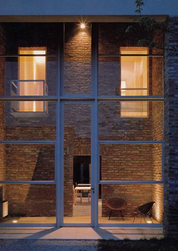architetti berselli cassina associati — casa unifamiliare