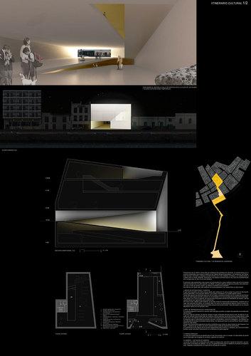 MGM arquitectos — Itinerario Cultural