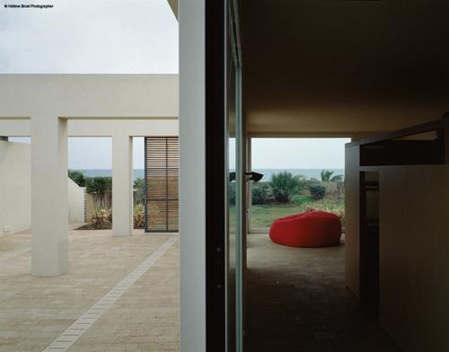 Maria Giuseppina Grasso Cannizzo — Casa bifamiliare, Marina di Ragusa