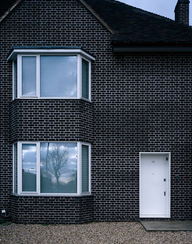 Jonathan Woolf Architects — Painted House, London NW11, UK