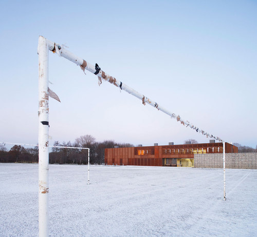 Stanton Williams — Hackney Marshes Centre