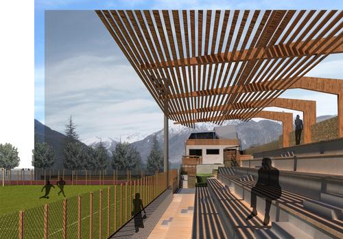 Siggma — Centro Sportivo di Revò