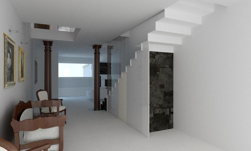 Cristian lamon casa p l ordine degli architetti for Pianificatori di casa piani di casa