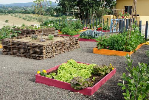 Monica Sgandurra, Fabio Di Carlo — Kitchen Garden
