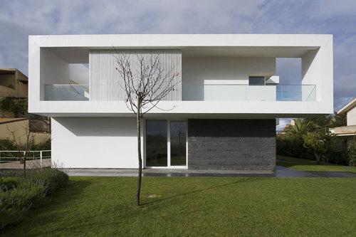 Architrend architecture gaetano manganello carmelo for Ville bianche moderne