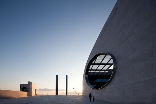 Charles Correa Associates — Champalimaud Centre