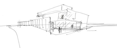 6ab architects co ivanoe mauro rapan massimo rapan for Schizzo di piani di casa gratuiti