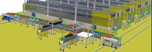 Andrea L. Di Marco - Ingegnere — Impianto industriale