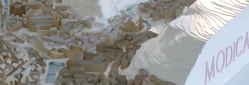 Plastico | Luca Piazza architetto | plasticista — Modica nel XIX secolo