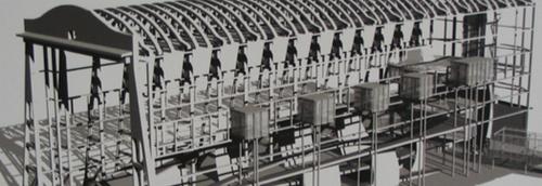 Plastico | Luca Piazza architetto | plasticista — Hangar naturale