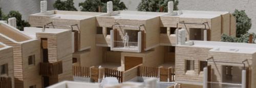 Plastico | Luca Piazza architetto | plasticista — Residence a Cavallino (Ve)