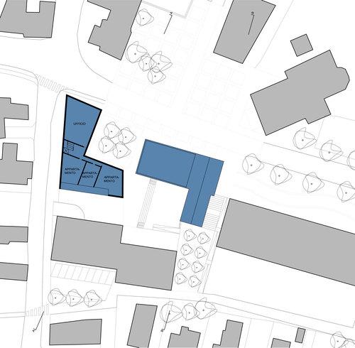 Roland Baldi — Riqualificazione di un'area sita nella frazione di Mejaniga. Cadoneghe