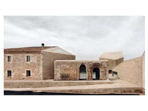 """Barozzi / Veiga — Centro di Promozione della D.O.C. """"Ribera del Duero"""""""