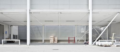 Teka Studio - Francesco Valesini - Nadia Bratelli — Collegamento reparti produttivi
