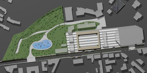 Paolo perotti progetti ordine degli architetti for Area 51 progetti