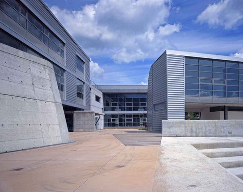 Alfonso Giancotti, S.m.a.a. Studio Morziello Architetti Associati, Alfonso Giancotti — Nuovo Polo Didattico Delle Arti Visive
