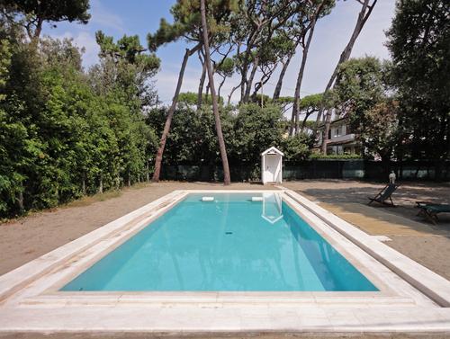 Jam architecture piscina privata mt forte dei marmi - Piscina due pini ...