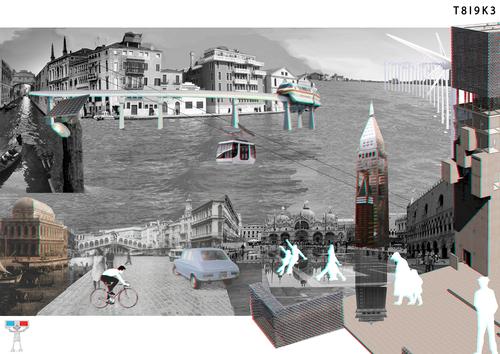 Paola Scala, Daniela Buonanno, Emanuela Vassallo — venezia city vision