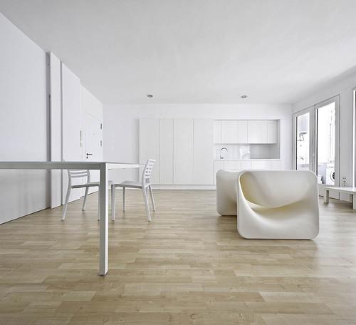 Marià Castelló Martínez — Reforma interior low cost de apartamento en Ibiza