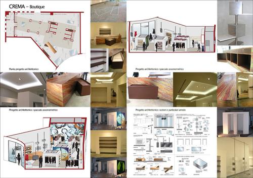 Studio Keyart - Architecture Urban Design — Negozio di abbigliamento