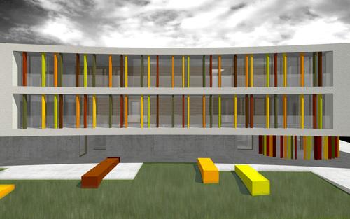 weber+winterle architetti — Casa per Anziani