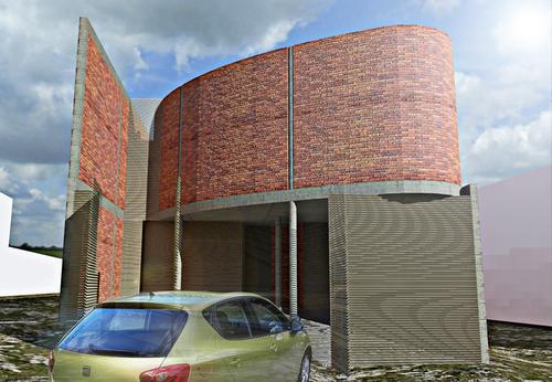 Arquitectura mexicana dise o experimental diana for Arquitectura mexicana