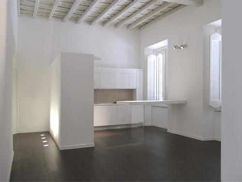 Luca peralta casa rosati divisare by europaconcorsi - Open space casa ...