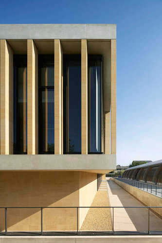 Stanton Williams — Sainsbury Laboratory