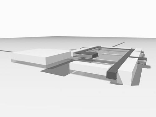 AREA Architetti Associati , Andrea Fregoni, Roberto Pauro, Emilio Bonvecchio — Polo scolastico di Felino