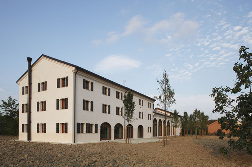 EXiT architetti associati — Recupero di una Casa di campagna