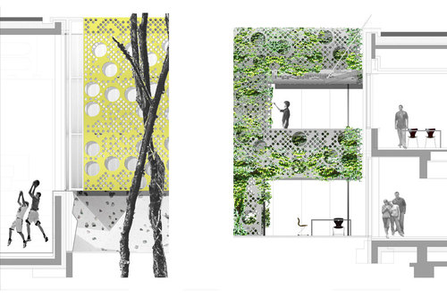 augustin und frank architekten arndt gymnasium. Black Bedroom Furniture Sets. Home Design Ideas