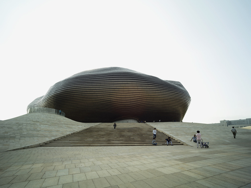 MAD architects — Ordos Museum
