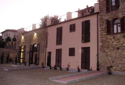 Nicola Meacci, Franco Romei — Recupero del complesso comunale in Via San Pergentino