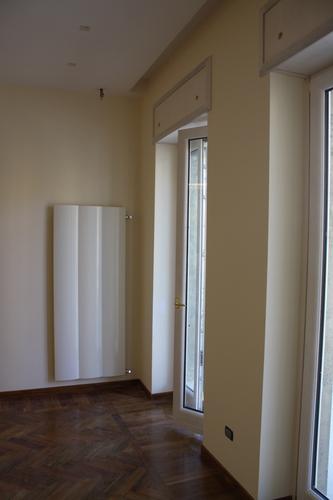 Filippo retillo architetto interni casa paola e for Termoarredo salone