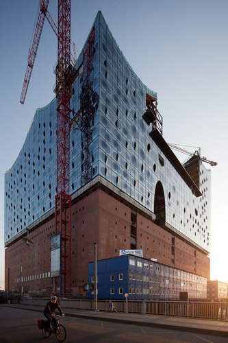 Herzog & de Meuron — Elbphilharmonie Hamburg