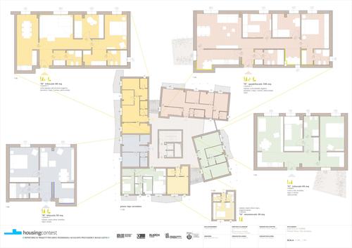 Sonia calzoni housing contest repertorio di progetti for Pianta di bosso prezzo