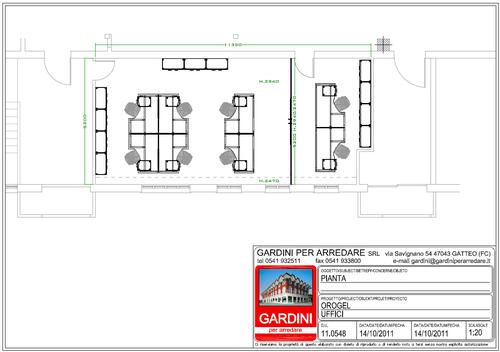 Marco gardini ordine degli architetti pianificatori for Gardini per arredare