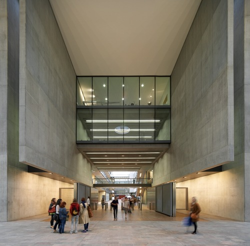 Stanton Williams — New University of the Arts London Campus for Central Saint Martins at King's Cross
