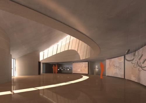 Insula Architettura e Ingegneria S.r.l., Paolo Orsini, Giovanni Cafiero, Fabrizio Mangoni — PAM - Parco archeologico multimediale