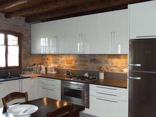 Forum colore scavolini rovere panna075 - Colore muri cucina ...