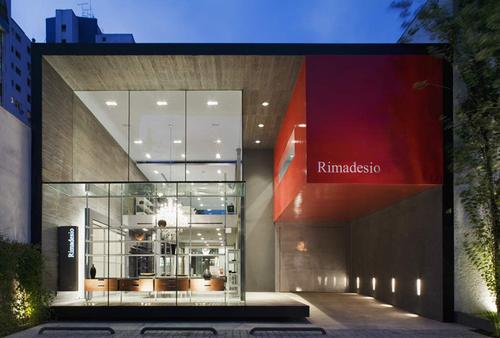 act _ romegialli, decoma design — edificio cinex-rimadesio são paulo-brazil