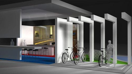Expo Milano Stands : Arch massimo bertola paola metelli — stand